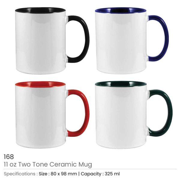 Promotional Mugs 11oz 168