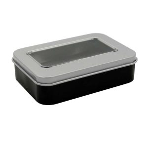 Clear Window Aluminum Packing Boxes
