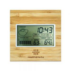 Bamboo Digital Clocks Printing