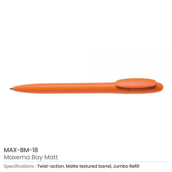 Maxema Bay Pen 18