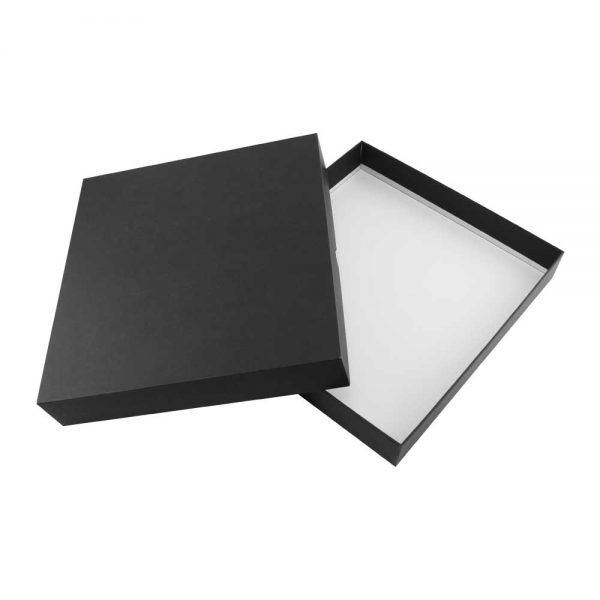 Black Packaging Box