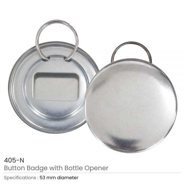 Button Bottle Opener