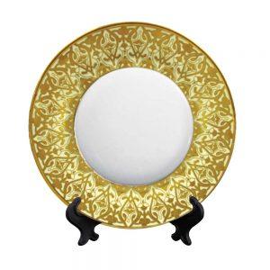 Ceramic Plate Button