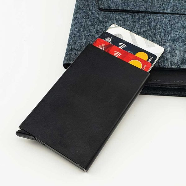 Card Holders with RFID Protection
