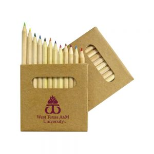 Promotional Coloured Pencils Pack