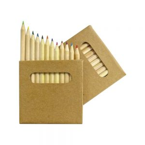 Coloured Pencils Pack