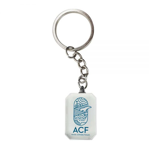 Personalized Crystals Keychain