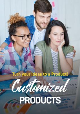 Custom Made Products Catalog
