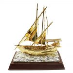 Dhow-Trophy-with-Wooden-Box-TR-01