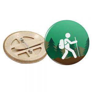 Promotional Eco-Friendly Button Badges