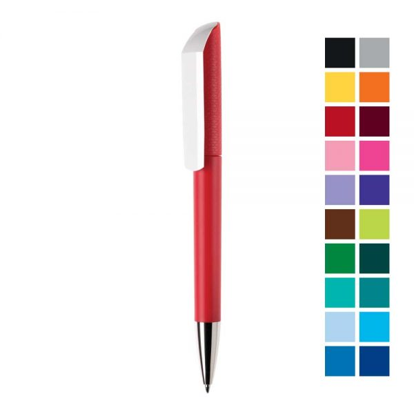 Maxema Flow Texture personalized plastic Pens