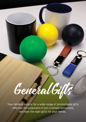 General gifts catalog