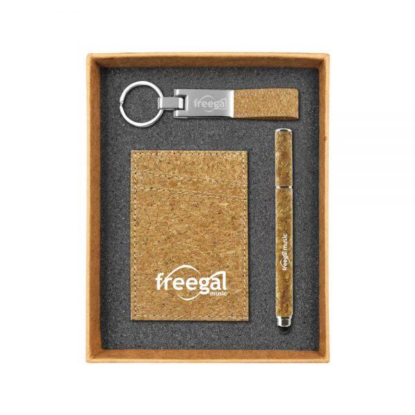 Branding Eco-Friendly Gift Set