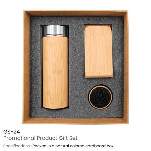Bamboo Gift Set
