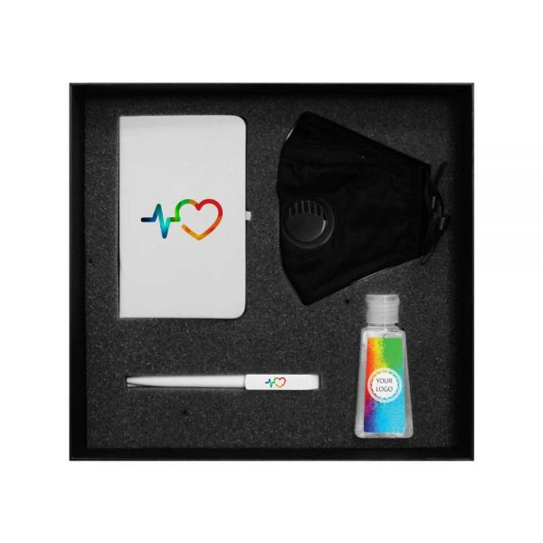 PPE Product Gift Set Branding