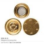 Gold-Plated-Round-Button-Magnets-2016-B-G