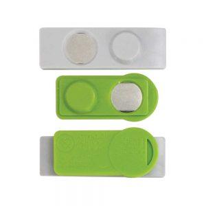Green Magnets for Badges