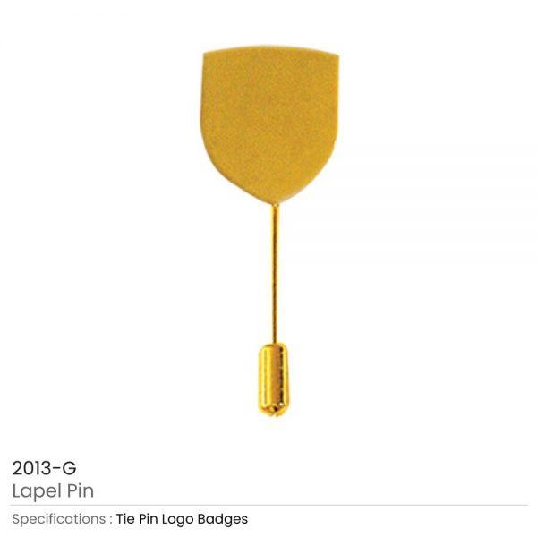 Lapel Pins Gold