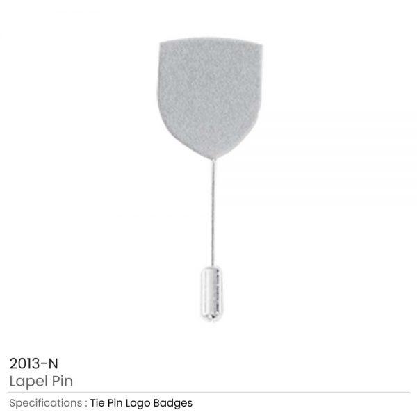 Lapel Pins Silver
