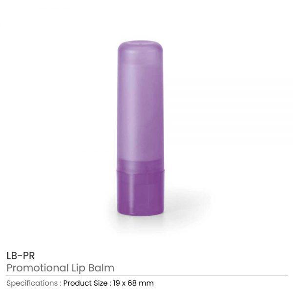 Lip Balms Purple