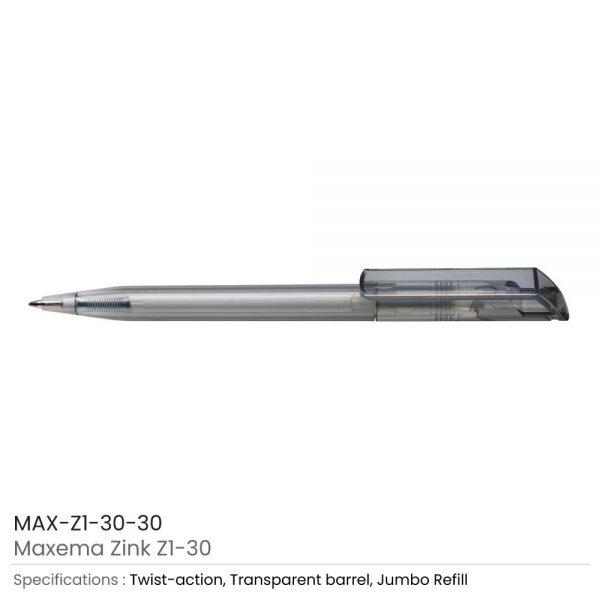 Maxema Zink Pen Transparent 30