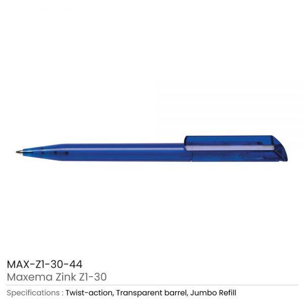Maxema Zink Pen Transparent 44