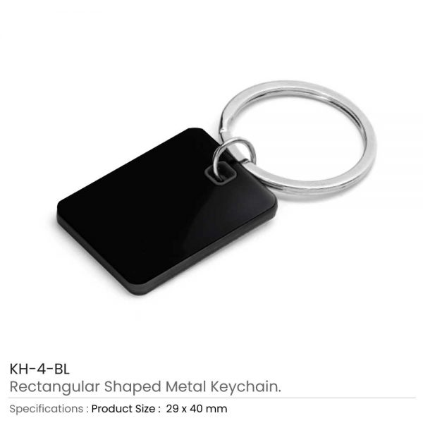 Keychains Black