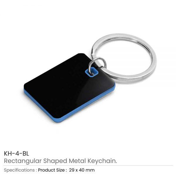 Keychains Blue