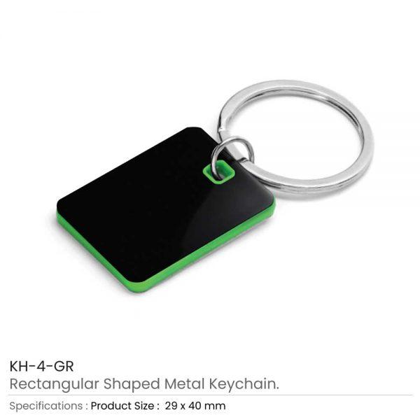 Keychains Green