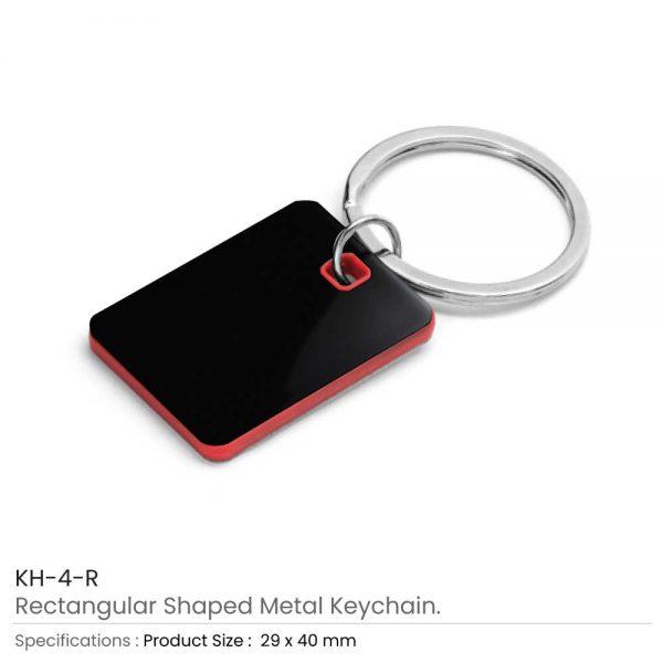 Keychains Red