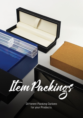 Packaging Options Catalog
