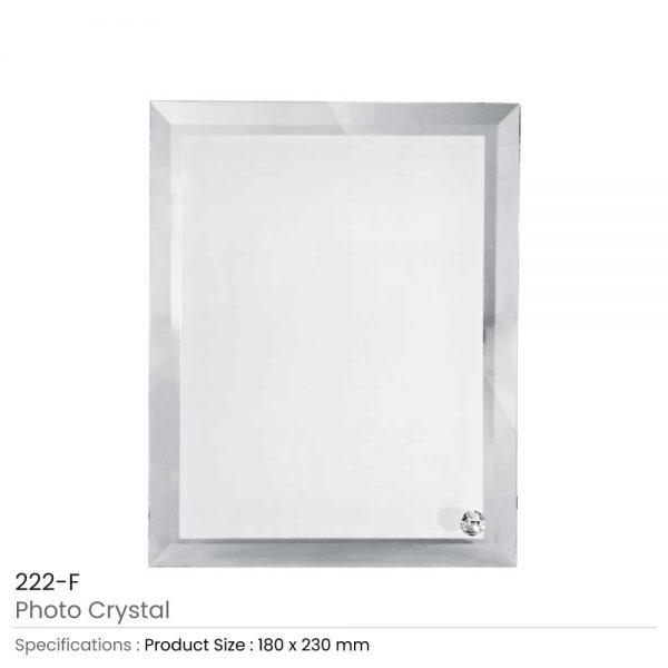 Photo Crystal Large