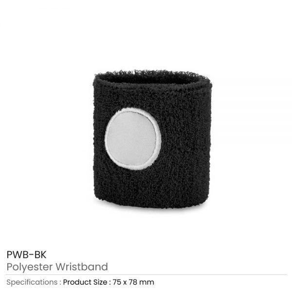 Wristbands Black