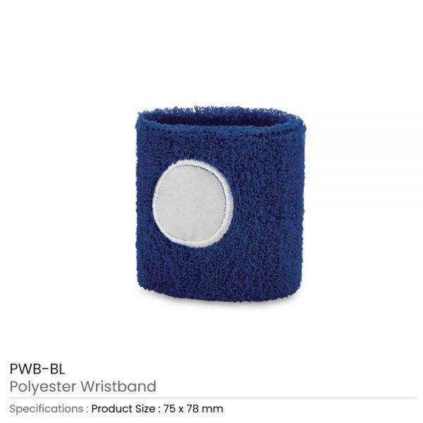 Wristbands Blue