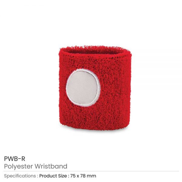 Wristbands Red
