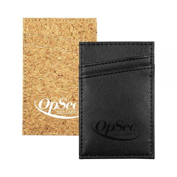 Branding RFID Protected Card Holder