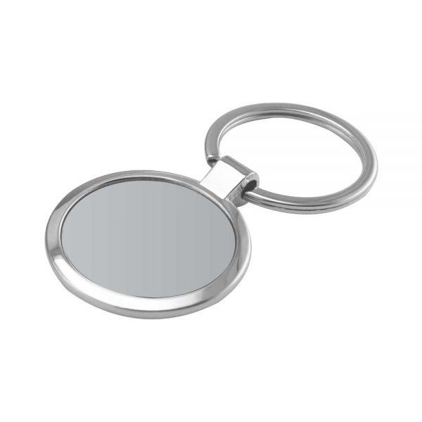 Round Metal Key Holders