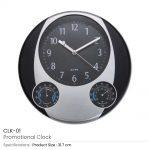 Round-Wall-Clock-CLK-01