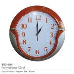 Round-Wall-Clocks-590-SBR