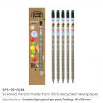 Scented-Pencils-Set-SPS-01-GUM