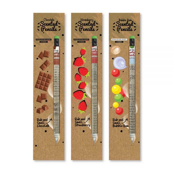 Scented Pencil Set