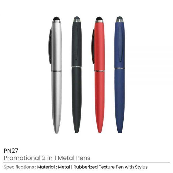 Stylus Metal Pens