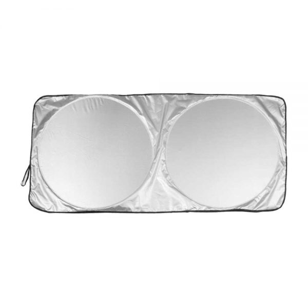 Car Sun Shades Silver