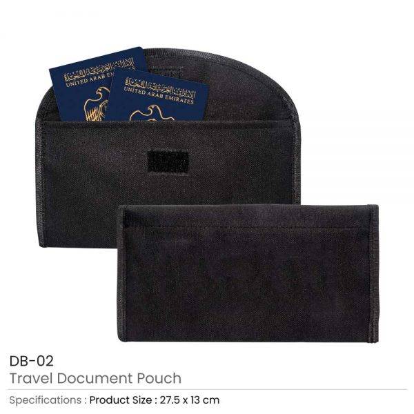 Travel Document Bags