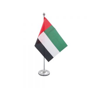 UAE Flag Table Stands