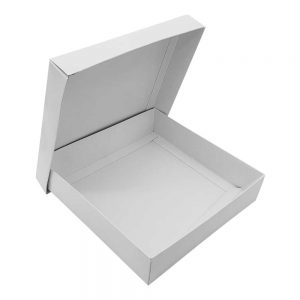 White Gift Packaging Box