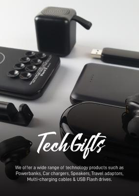 Tech Gift Catalog 2022