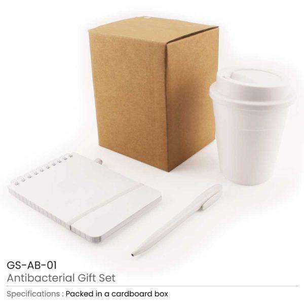 Antibacterial Gift Set